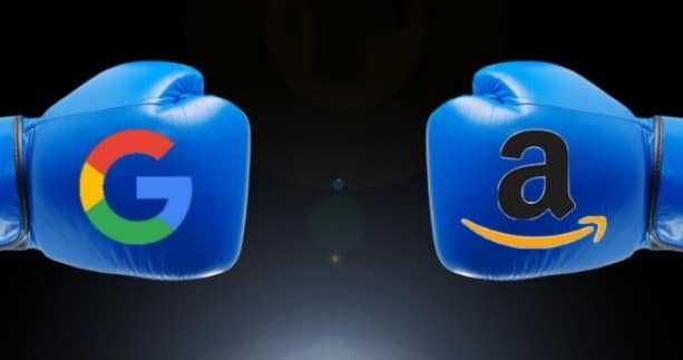 Webmains Google advertising tackles Apple and Amazon  %site_name, %title