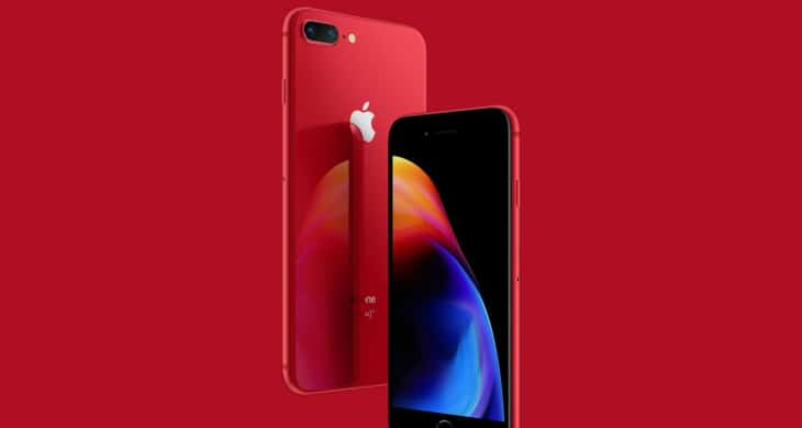 Webmains Limited Edition Apple iPhone 8 RED  %site_name, %title